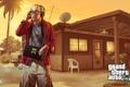 Картинка дом, радио, рон, Grand Theft Auto V, gta5