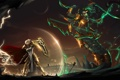 Картинка Warcraft, diablo, hots, crusader, Heroes of the Storm, Johanna, johanna