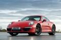 Картинка car, 911, Porsche, red, auto, Coupe, wallpapers