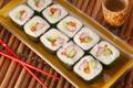 Картинка еда, палочки, суши, саке, ролпы