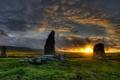 Картинка landscape, dartmoor, Scorhill Bronze Age Stone Circle