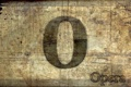 Картинка поверхность, фон, логотип, опера, браузер, старая, царанины