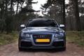 Картинка дорога, лес, Audi, RS5