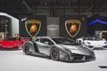 Картинка Lamborghini, and, Aventador, 2013, Veneno, presentation, Geneva