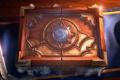 Картинка узор, дым, меч, шкатулка, Hearthstone, Heroes of Warcraft