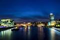 Картинка England, река, набережная, United Kingdom, River Thames, Великобритания, Темза