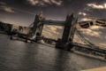Картинка небо, мост, Лондон, Темза
