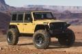Картинка внедорожник, Concept, Sand Trooper, Jeep, Wrangler, джип