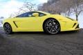 Картинка Lamborghini, колеса, Gallardo, автомобиль, LP560-4