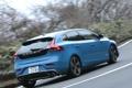 Картинка car, Volvo, blue, wallpapers, V40, R-Design