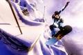 Картинка SSX, xbox, сноуборд, горы, снег, elise