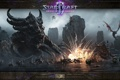 Картинка zerg, Starcraft 2, battle, Heart Of The Swarm