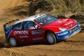Картинка Красный, Авто, Спорт, Машина, Капот, Citroen, WRC