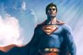 Картинка superman, плащ, dc comics, superhero, кларк кент, clark kent, Kal-El