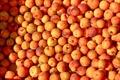 Картинка фрукты, спелые, персики