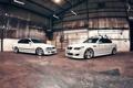 Картинка BMW, Тюнинг, Белая, БМВ, Диски, Tuning, E39