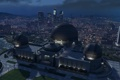 Картинка город, лос сантос, gta 5, Grand Theft Auto V, ночь, обсерватория