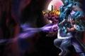 Картинка sword, ninja, league of legends, shen