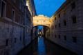 Картинка небо, Венеция, дворец дожей, Дворцовый канал, Италия, мост Вздохов