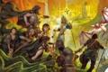 Картинка люди, эльфы, герои, воины