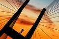 Картинка свобода, люди, настроение, настроения, человек, минимализм, сооружения