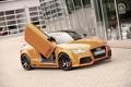 Картинка car, машина, tuning, 2999x2000, 2011 Rieger Audi TT 8J