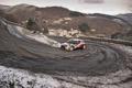 Картинка Зима, Спорт, Поворот, Citroen, DS3, WRC, Rally