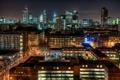 Картинка ночь, lights, англия, лондон, london, night, england