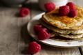 Картинка ягоды, еда, блины