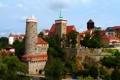 Картинка фото, Дома, Город, Германия, Bautzen
