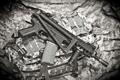 Картинка оружие, сумка, винтовка, штурмовая, KAC PDW, малогабаритная