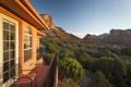 Картинка природа, дом, каньон