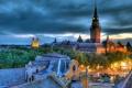 Картинка дома, красота, площадь, церковь, собор, фонтан, Сербия