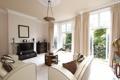 Картинка дизайн, дом, стиль, вилла, интерьер, London, жилая комната