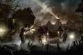 Картинка детектив, zombie, Sebastian, деревня, зомби, дома, выстрел