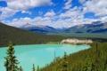 Картинка Канада, провинция Альберта, Национальный парк Банф, озеро Луиз, деревня Лейк Луиз