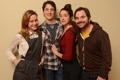 Картинка Shailene Woodley, Brie Larson, The Spectacular Now, Захватывающее время, Miles Teller