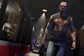 Картинка взгляд, оружие, метро, поезд, Grand Theft Auto V, gta 5, тревор