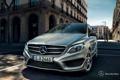 Картинка Mercedes-Benz, мерседес, 2014, B-class, w246