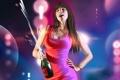 Картинка девушка, шампанское, Gta, Gta4 Episodes from Liberty City