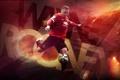 Картинка капитан, Манчестер юнайтед, captain, Руни, Manchester United, wayne rooney