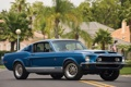 Картинка Shelby, muscle car, Fastback, 1968, GT 500 KR