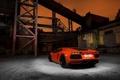 Картинка Lamborgini, orange, Aventador