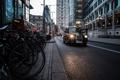 Картинка taxi, такси, London, Лондон, улица
