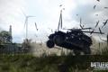 Картинка джип, Battlefield 3, инженер, Armored Kill