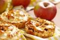 Картинка яблоки, выпечка, яблочный пирог, мини- пирог