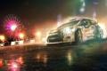 Картинка ночь, люди, гонка, dirt, ford, showdown