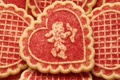 Картинка еда, печенье, ангел
