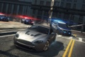 Картинка cars, 2012, Need for speed, Aston Martin V12 Vantage, NFS, Most Wanted, police