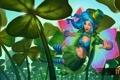 Картинка крылья, девочка, Heroes of Newerth, Nymphora, Luckphora